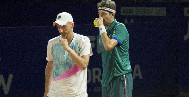 Demoliner vai à semi no ATP de Buenos Aires