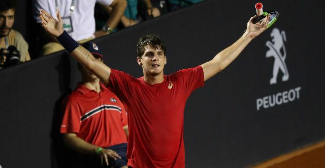 Thiago Wild derrota argentino no ATP de Santiago