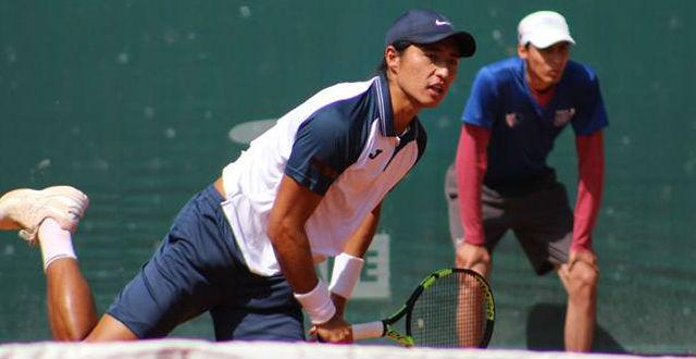 Sakamoto atinge as quartas em Lima