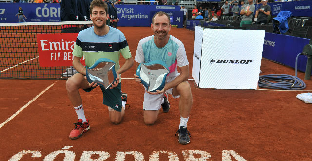 Demoliner comemora título em Córdoba e mira Rio Open